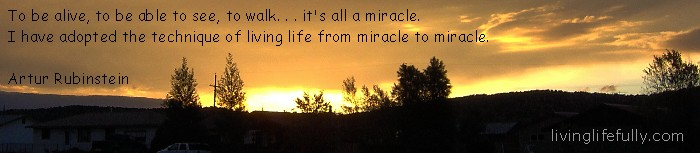 Quotes Quotations And Passages On Miracles