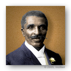 Our people page on George Washington Carver