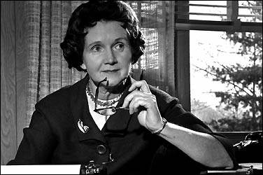 our people page on rachel carson