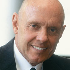 Our people page on Stephen Covey